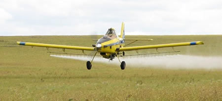 Ag Spraying