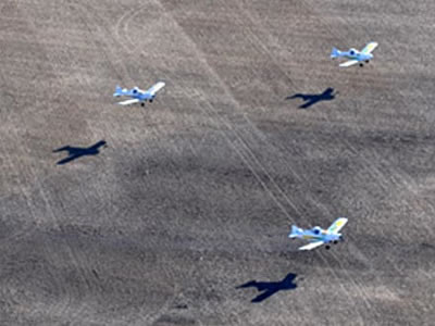 GA Formation Flying